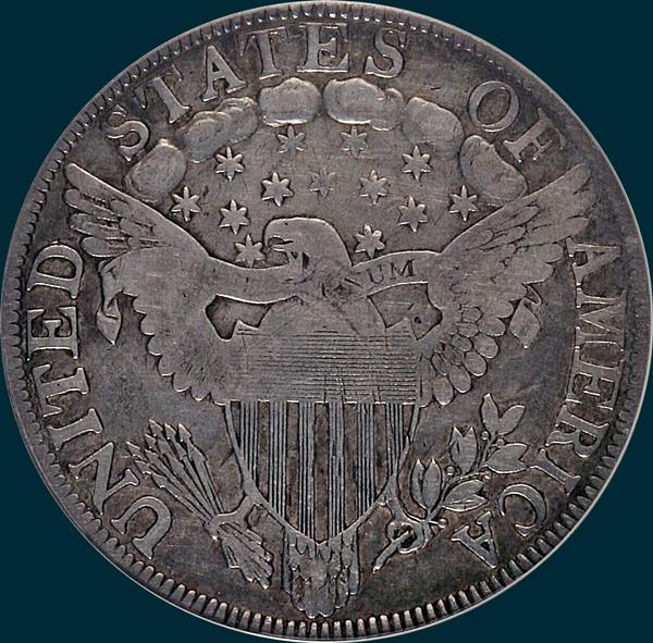 1803, O-102, Draped Bust, Half Dollar