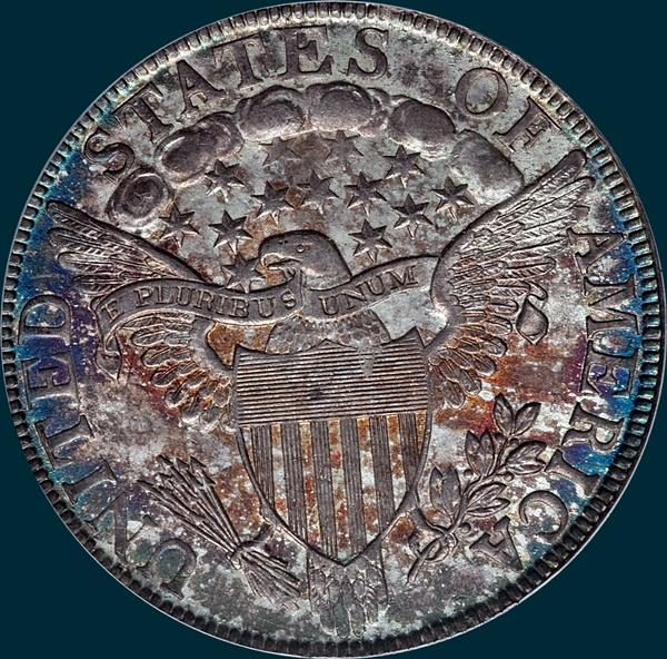 1803, O-103, R3, Draped Bust, Half Dollar