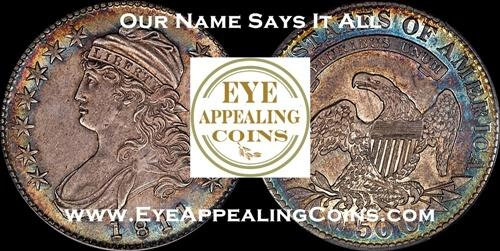 Eye Appealing Coins