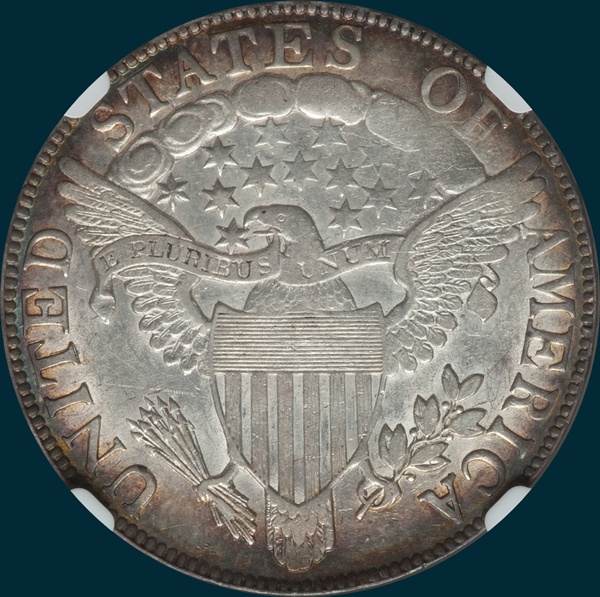 1806, 6 over 5, 6/5, O-101, Draped Bust, Half Dollar