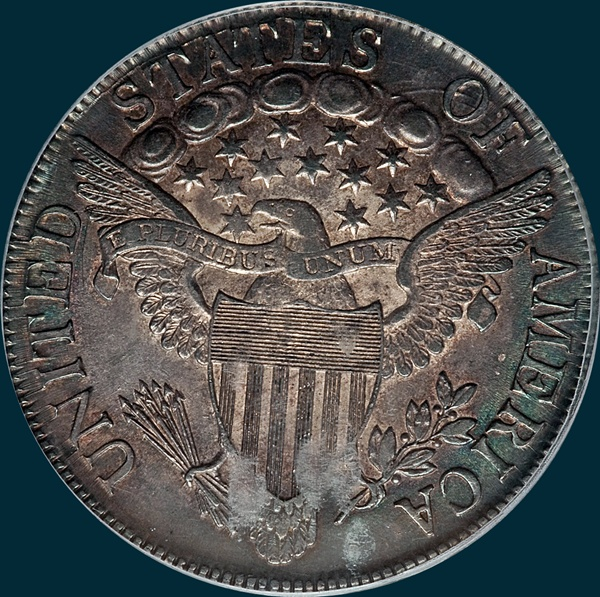 1806, O-115a, Draped Bust, Half Dollar